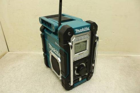 マキタ 充電式ラジオ MR108買取詳細