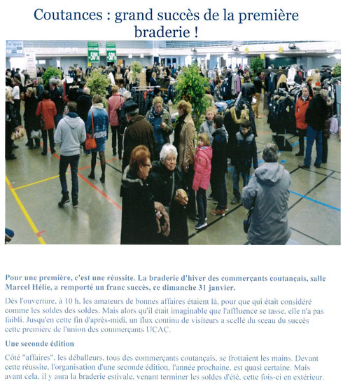 La Manche Libre, 03/02/2016