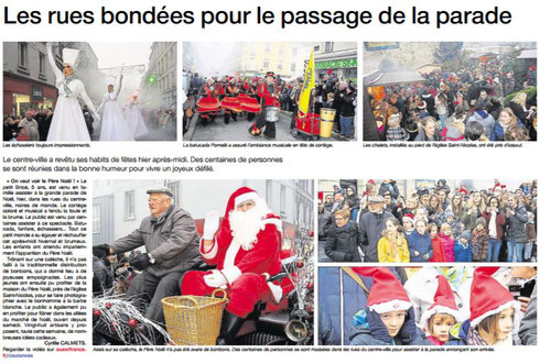 Ouest-France, 19.12.2016