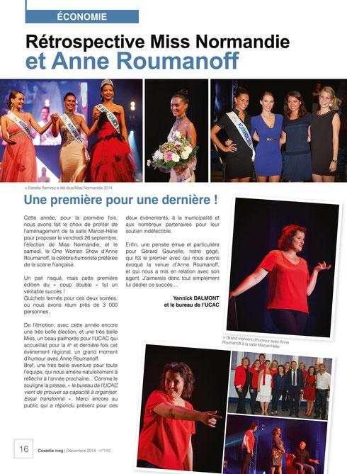 Cosédia Mag, ville de Coutances
