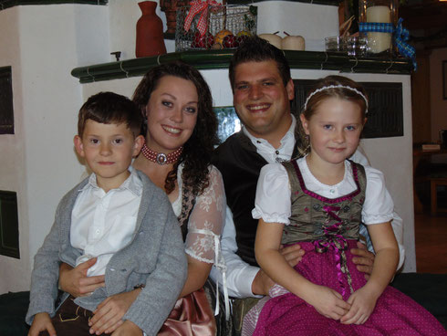 Prinzessin Julia III. & Prinz Christoph III. und Kinder Prinzenpaar Lea und Sebastian