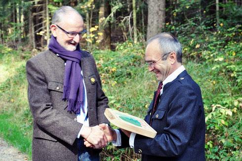 Nahm den Preis stellvertretend für die Stadt München von Dr. Wolfgang Kornder in Empfang: Kommunalreferent Axel Markwardt.
