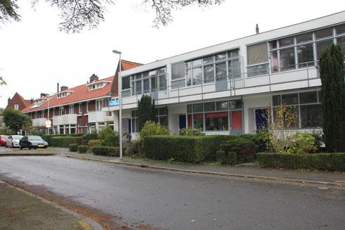 Robert Schumannstraat 15 Utrecht Rietveldhuis rijksmonument