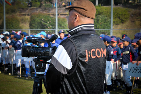 開会式の模様はJ:COM4/16木曜日18:00~(夕なび)で放送されます。