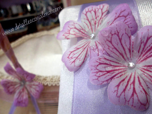Detalle modelo light purple