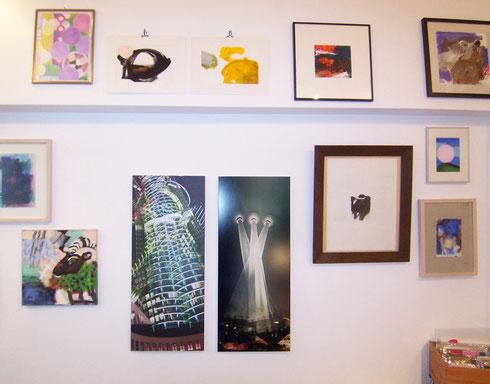 Die Galerie SEHR im Dezember 2013