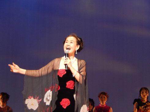 著名演员中野良子老师