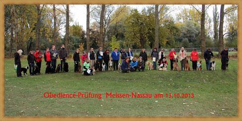 Unser Abschlußfoto von allen Teilnehmern !