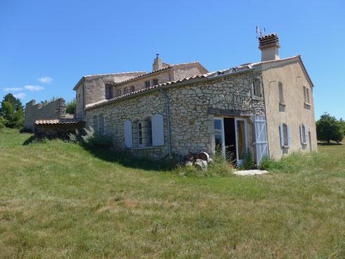Gite de France la Maison d'Aurel en Provence à Aurel capacité de 14 personnes