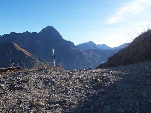 Das Walmendingerhorn: Wandern mit atemberaubendem Panorama