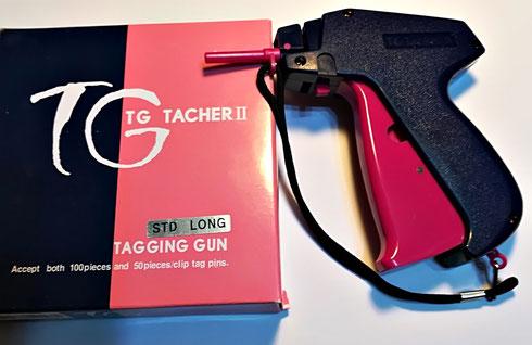 Pistola TG Tacher Standard Long
