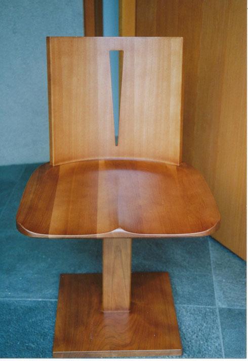 カウンター椅子 カバザクラ w485 d500 ah780 sh440