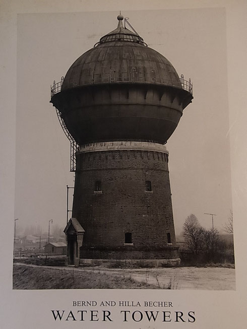 """WATER TOWERS"" THE MIT PRESS"