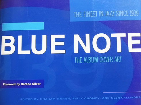 """BLUE NOTE THE ALBUM COVER ART"" CHRONICLE BOOKS SAN FRANCISCO"