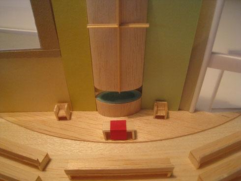 会堂 祭壇