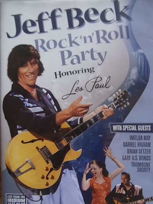 """Jeff Beck Rock'n'Roll Party Honoring Les Paul"""