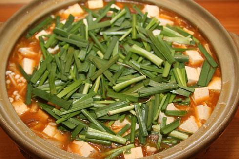 かね平(キムチ鍋)↑