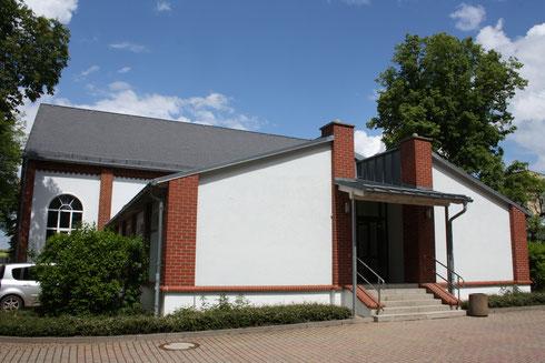 Turnhalle Rußdorf 2014