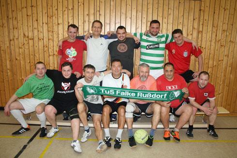 """Das """" Volkssport"""" Team im Jahr 2015"""