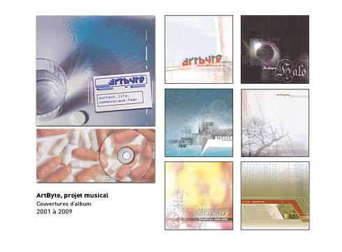 Pochettes d'albums, ArtByte