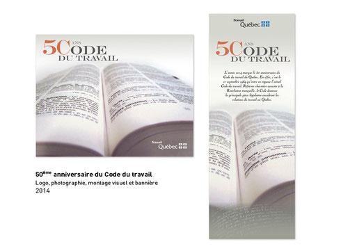 50ième anniversaire du code du travail
