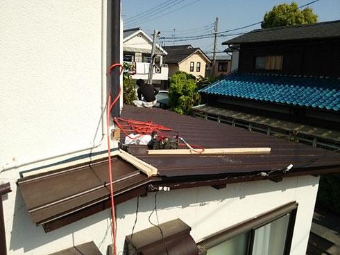 屋根 葺き替え 尼崎市