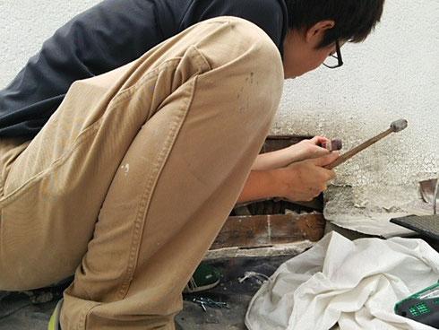 雨漏り修理 外壁