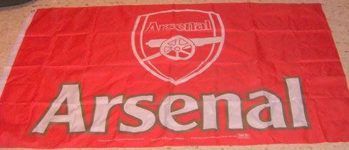 BANDERA ARSENAL