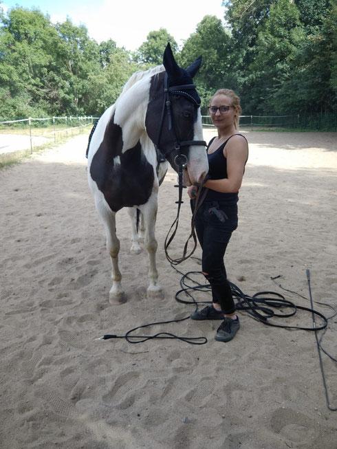 Sophie mit Olena