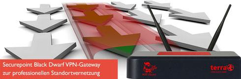 VPN-Gateway Black Dwarf Serie