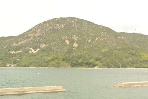 広島の船着き場付近