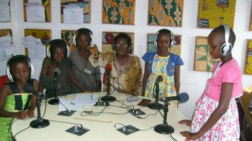 Les enfants de la rue - Burundi