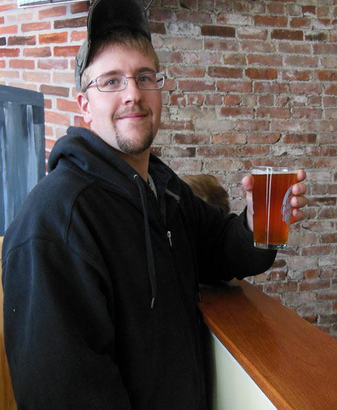 2013 Another Happy Camper at Grey Sail Brewing in Westerly, Rhode Island