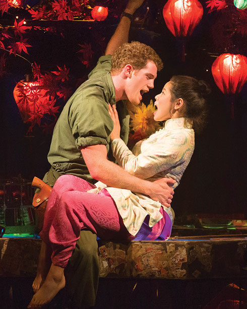 2018 Miss Saigon