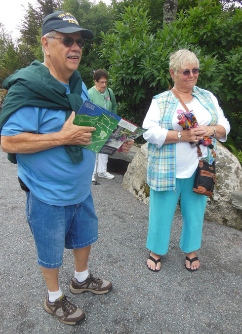 2015 Everybody Loved the Coastal Maine Botanical Garden - A Really Beautiful Spot!