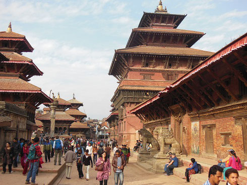 2013 Patan's Durbar Temple Complex is a World Heritage Site - Simply Magnificent!
