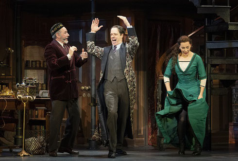 One of the musical numbers from My Fair Lady