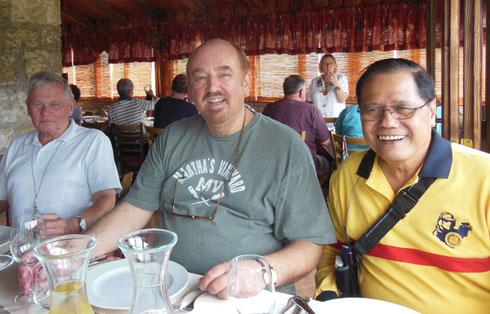We Dined on Isthian Ox at Seljacki Turizam Alois Restaurant in Croatia