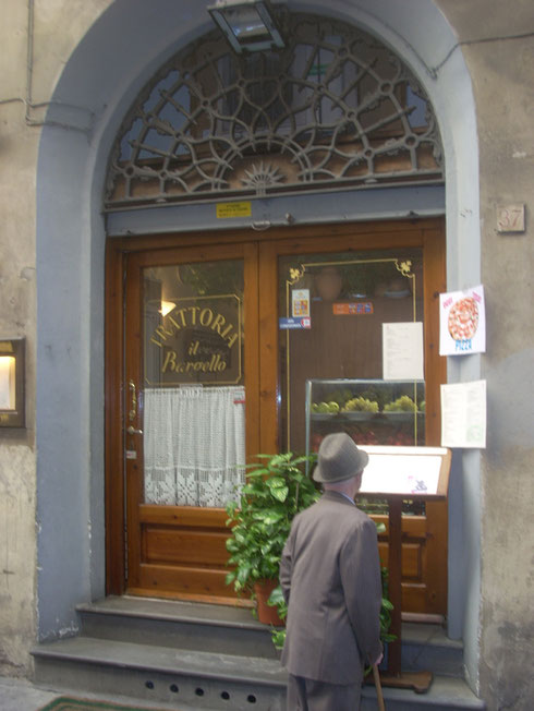 2012 The Trattoria il Bargello in Florence is my Favorite in Town - Can't wait to go back