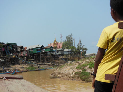 2015 The Entire Village of Kompong Phhluk is on Stilts