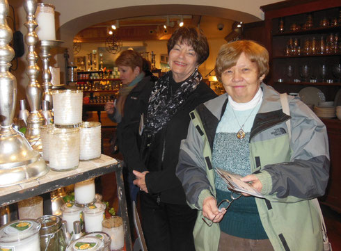 Everybody Loved the Shopping at Kringle Candle Company