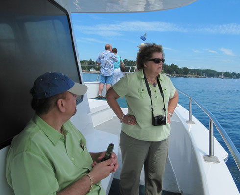 2011 Another Nice Day for a Boat Ride Around Boothbay Harbor