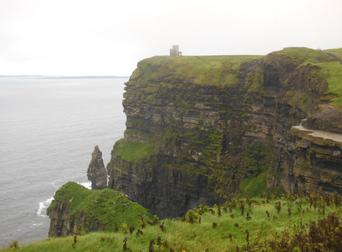 2015 The Cliffs of Moher Rise 600 Feet Above the Surf - An Absolute Must-See Attraction