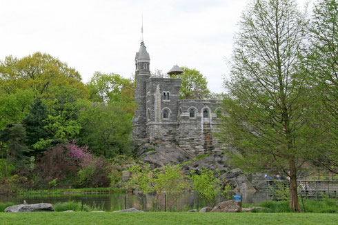 Today, Belvedere Castle in New York's Central Park is a Weather Station