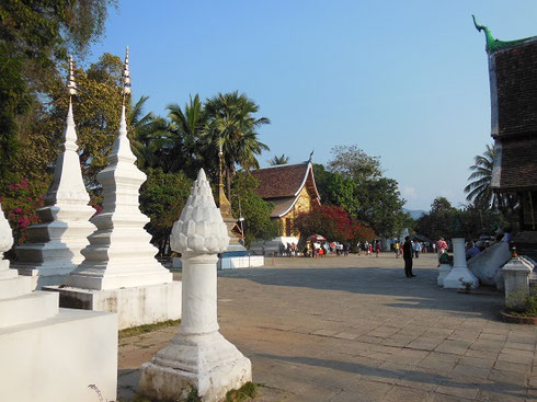 2015 The Temple Complex of Xieng Thong includes a Carriage Museum