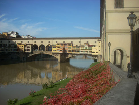 2012 One of the most Picture-Perfect Spots in Florence - the Ponte Vecchio