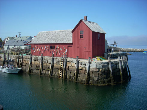 Rockport's Motif #1 has been a Popular Subject for Centuries of Painters