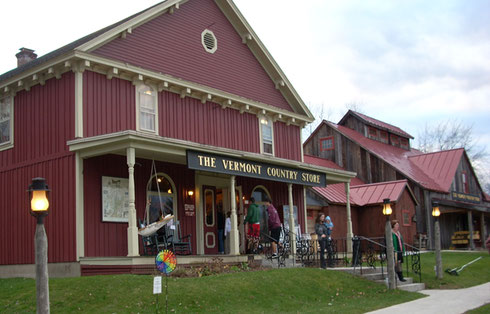 Vermont Country Store is one of our Stops