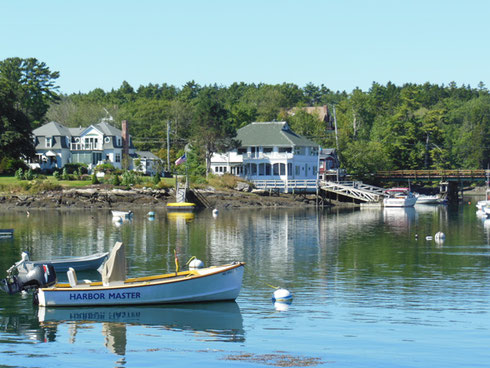 2013 One Beautiful View After Another on this Boothbay Harbor Adventure