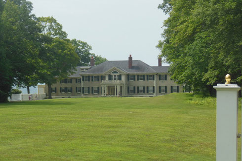 The Picturesque Lincoln Family Home at Hildene in Manchester, VT
